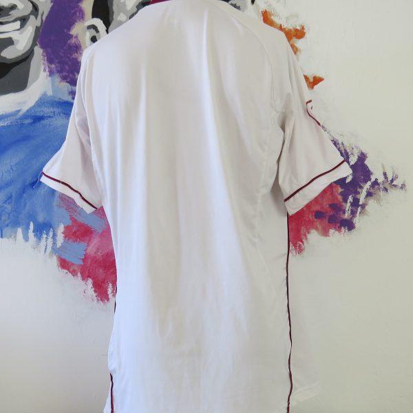 Reggina 2010-11 away shirt ONZE soccer jersey maglia size L (2)