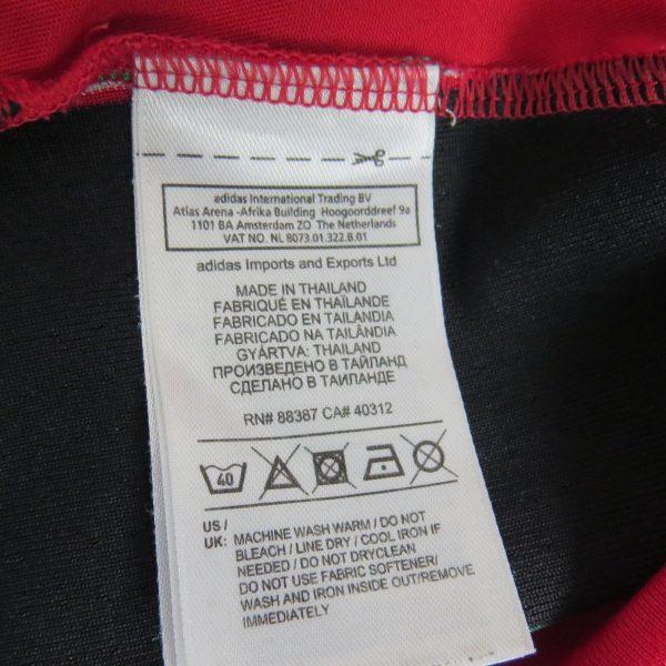 Vintage AC Milan 2012 2013 home shirt adidas soccer jersey size S (4)