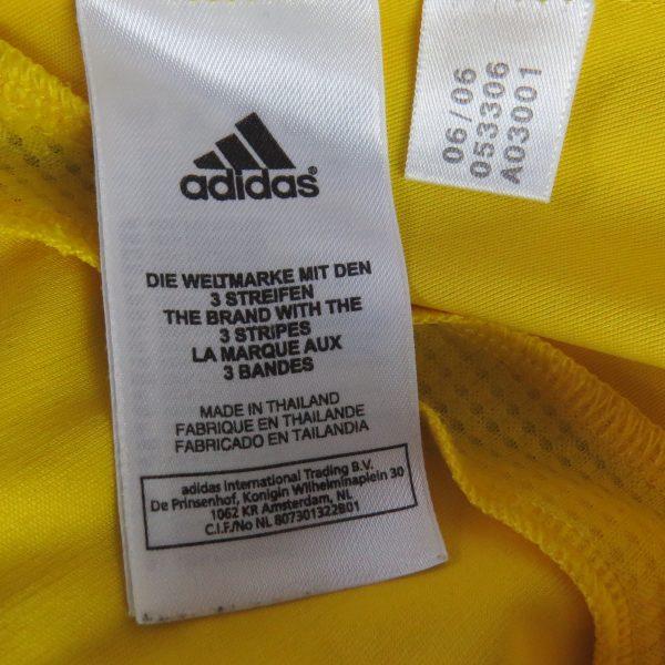 Vintage Liverpool 2006-07 away shirt adidas Reds Gerrard 8 jersey size M (6)