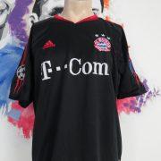 Bayern Munich 2004-05 Champions league shirt adidas Guerrero 33 size L (1)