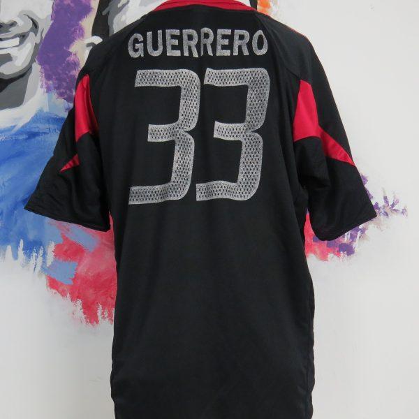 Bayern Munich 2004-05 Champions league shirt adidas Guerrero 33 size L (2)