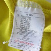 Brazil 1998-00 home shirt NIKE soccer jersey size boys XL World Cup '98 (3)