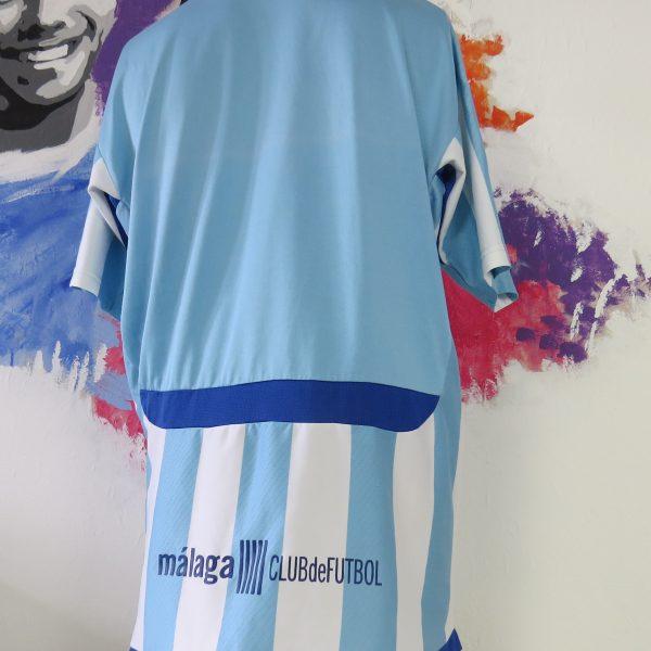 Malaga 2009 2010 2011 home shirt camiseta Umbro soccer jersey size XL (2)