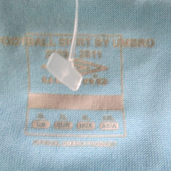 Malaga 2009 2010 2011 home shirt camiseta Umbro soccer jersey size XL (4)