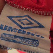 Vintage Chile 2000 2001 2002 home shirt Umbro soccer jersey size L (4)