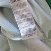 Celtic 2015-16 home shirt New Balance soccer jersey size XL hoops green white (3)
