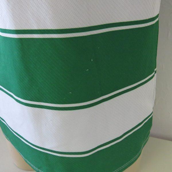 Celtic 2015-16 home shirt New Balance soccer jersey size XL hoops green white (4)