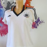 Germany 2004 womens shirt adidas Deutschland #13 trikot size UK14 M EU42 (1)