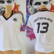 Germany 2004 womens shirt adidas Deutschland #13 trikot size UK14 M EU42