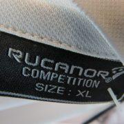 Rucanor white red football shirt soccer jersey sport long sleeve XL BNWT (1)