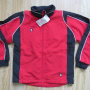SportDirect Argentina Micro Suit red tracksuit jacket size boys L 152cm 12Y (4)