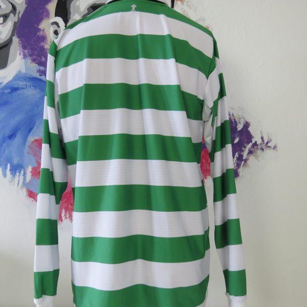 Vintage Celtic 2004 2005 ls home shirt UMBRO soccer jersey size L (2)