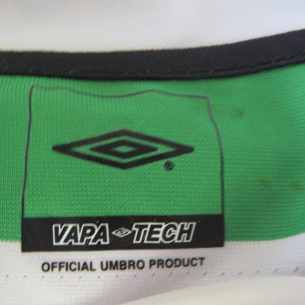 Vintage Celtic 2004 2005 ls home shirt UMBRO soccer jersey size L (4)