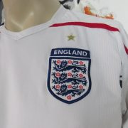 Vintage England 2007-09 home shirt Umbro soccer jersey three lions size M (5)