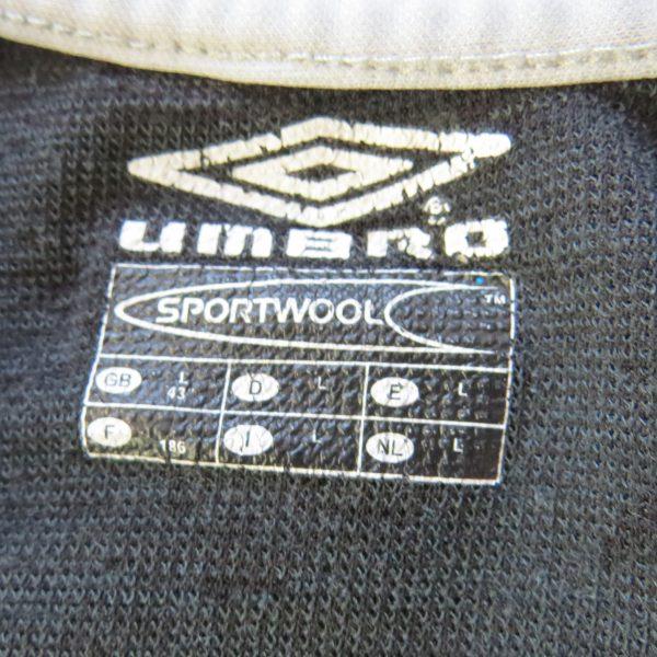 Vintage Manchester United 2000 2001 2002 keeper shirt Umbro jersey size L (2)