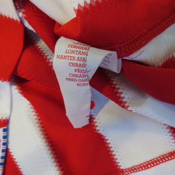 Vintage Rangers 2010 2011 away shirt Umbro soccer jersey size Boys S 134cm 9-10Y (2)