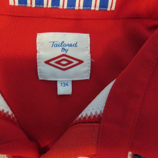 Vintage Rangers 2010 2011 away shirt Umbro soccer jersey size Boys S 134cm 9-10Y (4)
