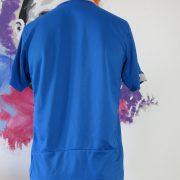 Vintage Rangers 2014 2015 home shirt PUMA soccer jersey size M (2)