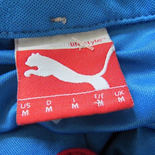 Vintage Rangers 2014 2015 home shirt PUMA soccer jersey size M (3)