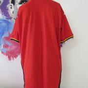 Belgium 2012-13 home shirt Burrda soccer jersey Belgique Belgie size 3XL (2)