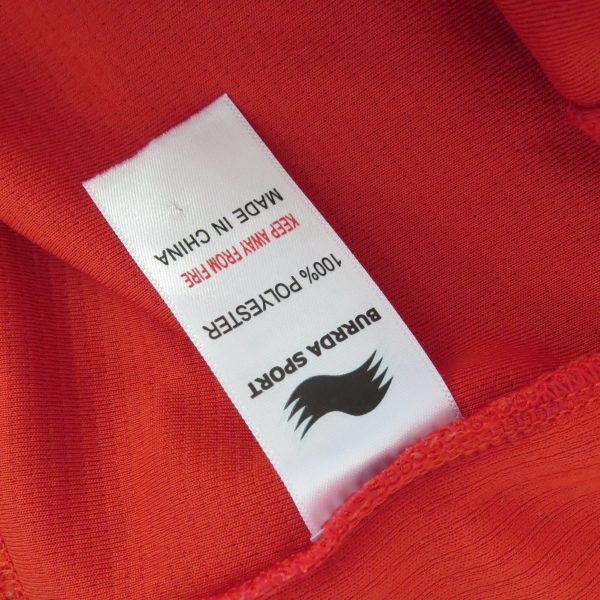 Belgium 2012-13 home shirt Burrda soccer jersey Belgique Belgie size 3XL (4)