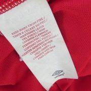 England 2010 2011 2012 away shirt Umbro soccer jersey size 42 L (3)