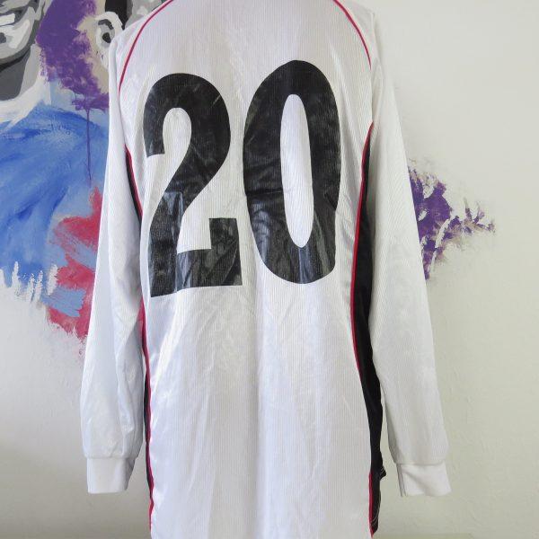 Player issue Austria 1998 1999 2000 ls home shirt Puma Osterreich jersey size XL (3)