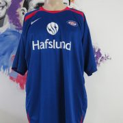 Valerenga 2006 2007 player issue home shirt Nike soccer jersey size XXL (1)
