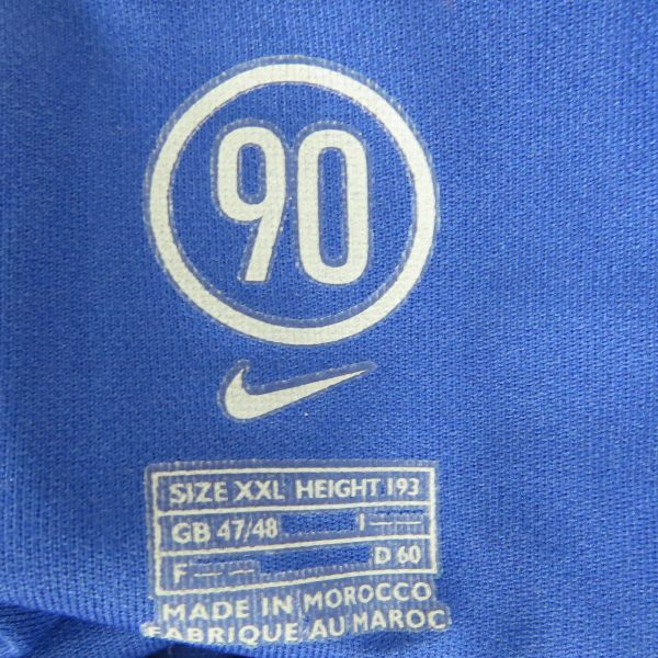Valerenga 2006 2007 player issue home shirt Nike soccer jersey size XXL (3)