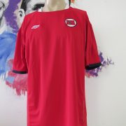 Vintage Norway 2011 2012 home shirt Umbro soccer jersey size XL (1)