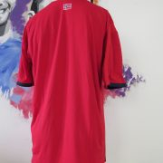 Vintage Norway 2011 2012 home shirt Umbro soccer jersey size XL (2)