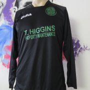 Celtic Juniors Academy away shirt JOMA soccer jersey #7 size S (2)
