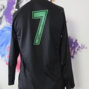 Celtic Juniors Academy away shirt JOMA soccer jersey #7 size S (4)