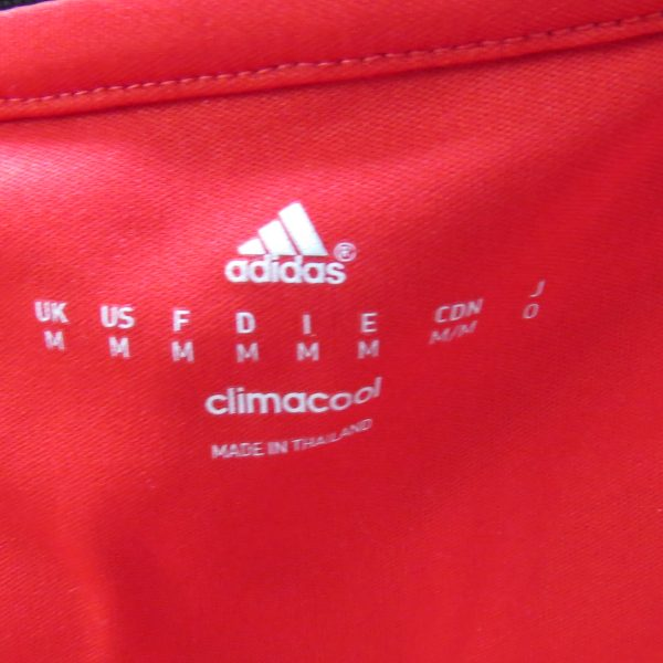 Manchester United 2015 2016 home football shirt adidas Best #7 size M (3)