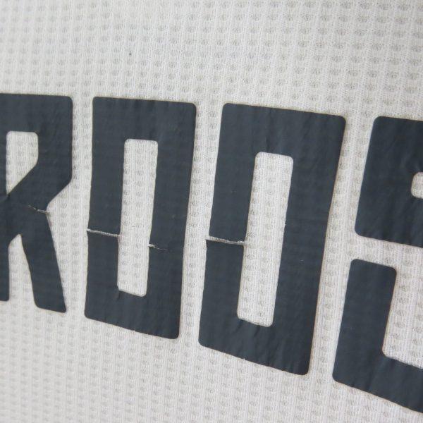 Real Madrid 2015 2016 LFP ls home football shirt adidas Kroos #8 size S (5)