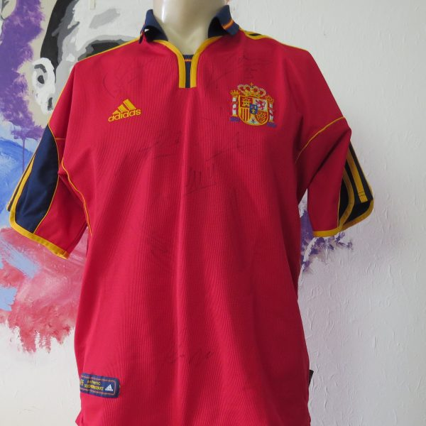 Spain 2000 signed (2)