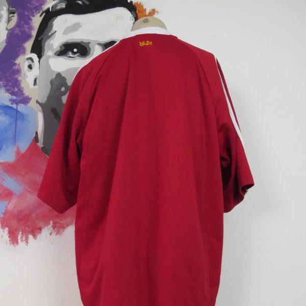 British Lions jersey adidas Rugby Union shirt New Zealand 2005 size XL (2)