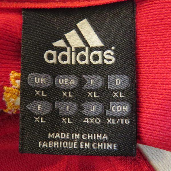 British Lions jersey adidas Rugby Union shirt New Zealand 2005 size XL (3)