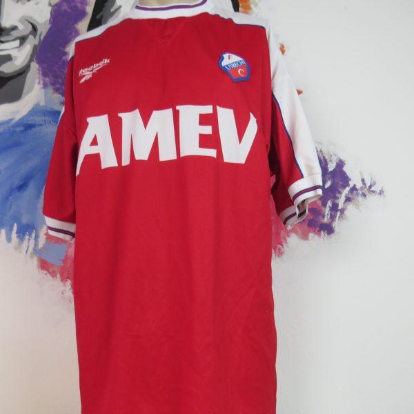 FC Utrecht 1998 1999 thuis shirt Reebok maat XL (1)