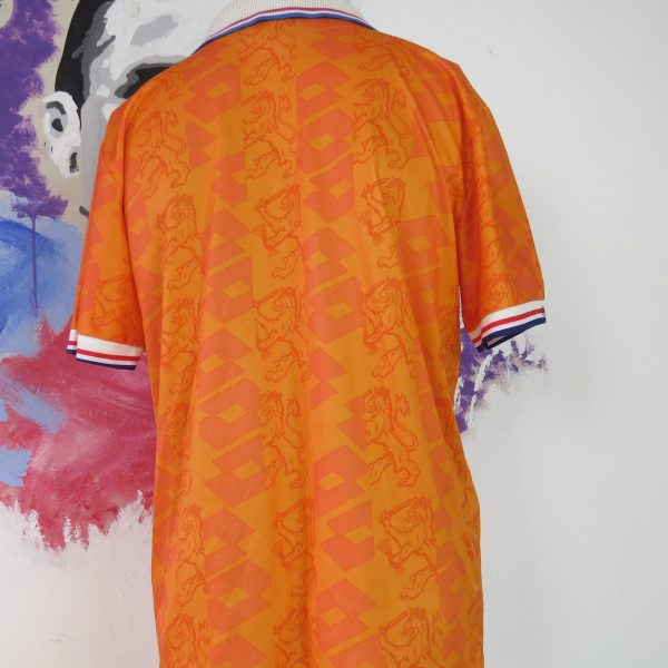 Holland World Cup 1994 home shirt size M pit to pit 22inch (3)