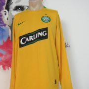 Vintage Celtic away shirt 2008 2009 Nike jersey size L long sleeve (1)