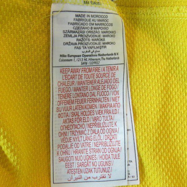 Vintage Celtic away shirt 2008 2009 Nike jersey size L long sleeve (3)