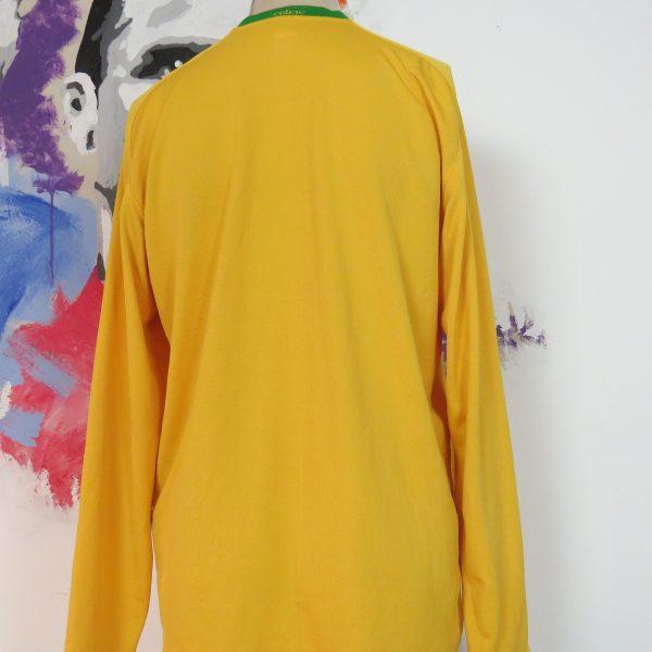Vintage Celtic away shirt 2008 2009 Nike jersey size L long sleeve (4)