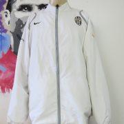 Vintage Juventus white training jacket Nike size XL (1)