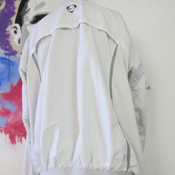 Vintage Juventus white training jacket Nike size XL (2)