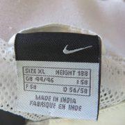 Vintage Juventus white training jacket Nike size XL (5)