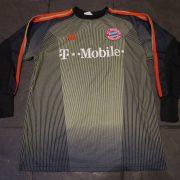 Bayern Munchen 2003 2004 LS GK shirt adidas Munich Kahn 1 size S (4)