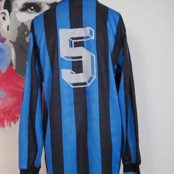 Vintage Umbro 1990ies football shirt #5 Long sleeve size L (4)