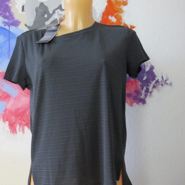 adidas freelift t-shirt chill tee carbon grey size L bnwt RRP £39.99 (1)