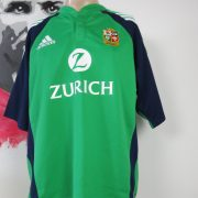 British Lions jersey adidas Rugby Union away shirt New Zealand 2005 size L (1)